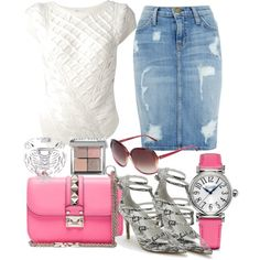 """""""New Year, New Outfit #7"""" by lovecocofrida on Polyvore"""