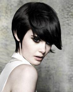 Awe Inspiring Victoria Beckham39S Sleek Crop Short Hairstyles From Ghd Short Short Hairstyles Gunalazisus