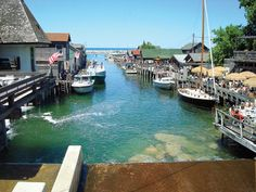 Mario Batali's blog on Fishtown, Leelanau and Traverse City. love it!