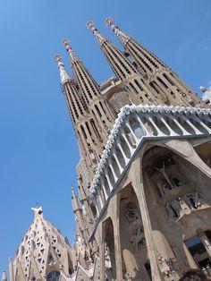 Barcelona Spanien, Barcelona, Kathedrale, Gaudì