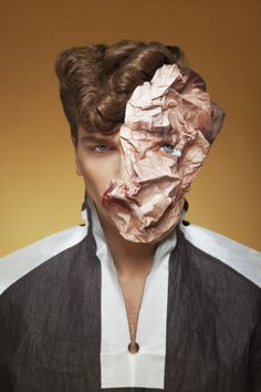 camouflage | vision china | march 2013 by Madame Peripetie, via Behance