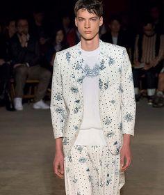 Pattern Report / Alexander McQueen Spring 2016 | Pattern People | Print Studio