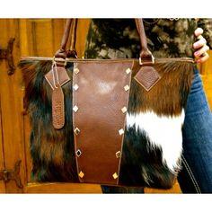 Aspen Leather Tote