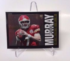 2014-Topps-Chrome-1985-25-Aaron-Murray-RC-KANSAS-CITY-CHIEFS