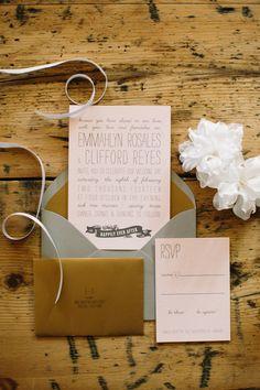 Wedding Announcements Vs Invitation Announcement Etiquette
