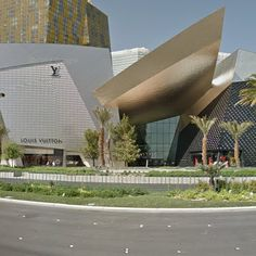 Daniel Libeskind, The Crystals, Las Vegas, NV, United States - street view