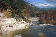 Artist: James Robinson - Title: Clear Creek