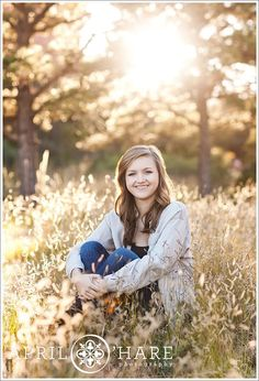 Beautiful Senior Picture of that girl.