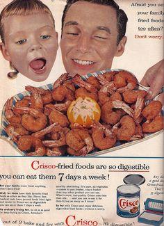 Vintage Crisco ad