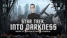 How The Star Trek Into #Movie Should Have Ended - #StarTrek #funny