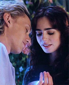 jamie campbell bower mortal instruments gif