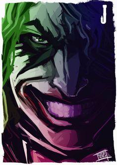 Joker by Domenico Neziti