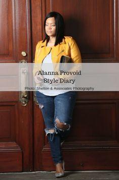 Style Diary #2  Alanna Provoid