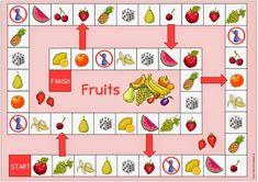 """Spielfeld """"fruits"""""""