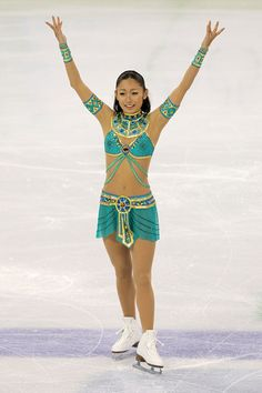 Ando Miki at the 2010 Winter Olympics - Free Skate