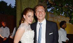 Princess Beatrice of York and Dave Clark