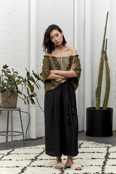Laura Siegel Fall 2017 Ready-to-Wear Fashion Show Collection