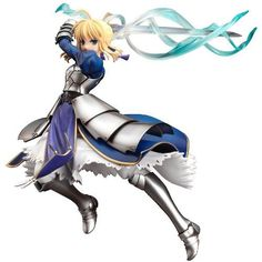 47.42$  Watch here - http://ali2qt.worldwells.pw/go.php?t=1732733691 - Hot Sale FATE/STAY NIGHT : STATUE SABER TRIUMPHANT EXCALIBUR Action Figure Toys