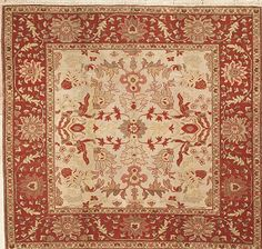 New Contemporary Chinese Area Rug 38300 - Area Rug