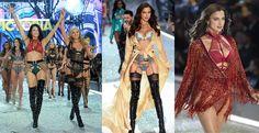 El desfile de Victoria's Secret 2016, las mejores imágenes - http://www.bezzia.com/desfile-victorias-secret-2016-las-mejores-imagenes/