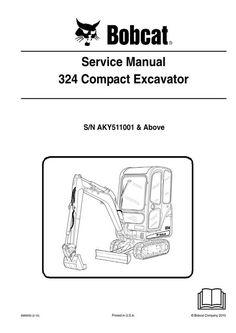 bobcat s175 s185 turbo skid steer loader parts manual pdf bobcat rh pinterest com Bobcat 743 Service Manual Bobcat Repair Manual