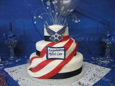 Air Force Cake Ideas | Visit weddingandcakes.com