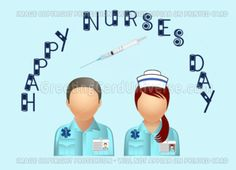 Happy nurses day male nurse greeting card httpwww happy nurses day male female httpgreetingcarduniverse paper cardsholiday cardsgreeting m4hsunfo Image collections