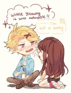 Read First Time - Yoosung Kim from the story Mystic Messenger x Reader ONESHOTS/IMAGINES by thebonezone (trash can mae) with reads. Messenger Games, Mystic Messenger Characters, Mystic Messenger Fanart, Mystic Messenger Comic, Yoosung X Mc, Chibi, Zen, Memes, Jumin Han