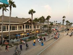 Huntington Beach California, Things To Do, Street View, Things To Make