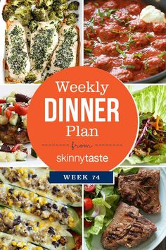 Skinnytaste Dinner Plan (Week Hope everyone had a great weekend! If you had too many margaritas and chips this weekend, it's time to get back on track with some healthy dishes, everything from grilled Budget Freezer Meals, Frugal Meals, Budget Recipes, Keto Meal Plan, Diet Meal Plans, Meal Prep, Food Prep, Grilled Lamb Chops, Banana Drinks