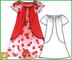 Tulip Sewing Photo Contest | 5Berries Sewing Patterns and DressPatterns4Girls