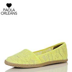 Alpargata Quepe Amarela - Roupas e Sapatos Femininos | Olook