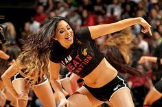 NBA dancers-MIAMI HEAT