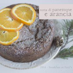 Torta di panettone e arancia (ricetta riciclo)