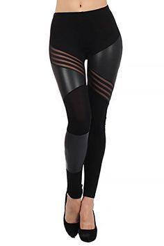 World of Leggings® Multiple Directions Faux Leather Cotto... https://www.amazon.com/dp/B01B5D2KUI/ref=cm_sw_r_pi_dp_OvwIxbTXFFR6V