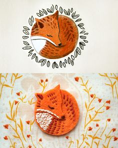 Felty Fox