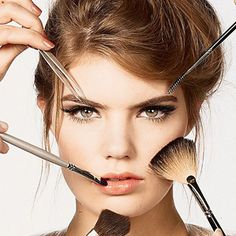 10 mistakes people make when they put on their makeup!