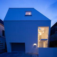 西麻布の家