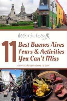 Discover why it's called the Paris of Latin America on one of these 11 best Buenos Aires tours, including budget-friendly options in Argentina's capital. Brazil Travel, Peru Travel, Travel List, Travel Info, Travel Advice, Budget Travel, Time Travel, Travel Guide, Cities In South America
