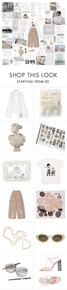 """....sexier"" by nevi ❤ liked on Polyvore featuring Jacquemus, Andy Warhol, Tome, Oliver Gal Artist Co., Louche, Elizabeth and James, Avenue and Fendi"