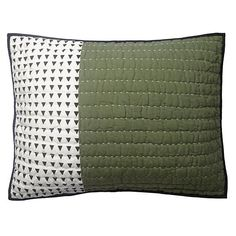 Tawny Scrawny Lion Pillow Sham | The Land of Nod