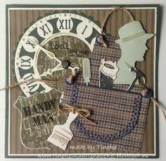 Tineke's kaartenhoekje: Mannenkaarten (deel 2) Cards For Men, Boy Cards, Kids Cards, Cardmaking And Papercraft, Die Cut Cards, Marianne Design, Masculine Cards, Scrapbook Cards, Fathers Day