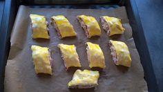 Ślimaczki z ciasta francuskiego z szynką Dairy, Cheese, Food, Essen, Meals, Yemek, Eten