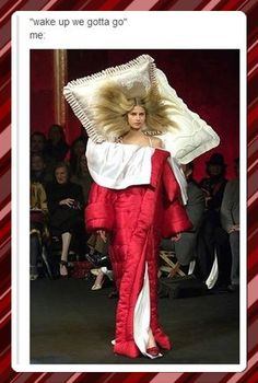 She Has Perfected The Bed Hair Look  - funny pictures #funnypictures