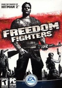Freedom Fighters Game Review: Freedom Fighters is also known as Freedom: The Battle For Liberty Island. It is a 2003 3rd person shooting video game. It is available for the Nintendo GameCube, PlayStation 2, Microsoft Windows & Xbox. The game was developed by IO Interactive. It uses the modified version of the Hitman 2: