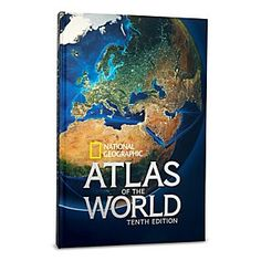 Throughout the tenth edition, state-of-the-art cartographic technologies deliver accuracy and exceptional quality.