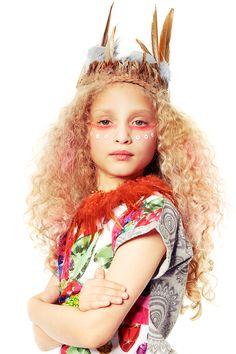 Stunning tribal kids fashion theme photoshoot 2a34070e723