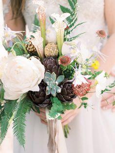 Silk & Willow ribbon. Autumnal wedding ideas