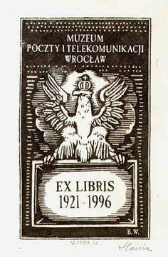 Czeslaw Slania for the Postal Museum in Wroclaw in Poland (1996).