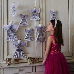 Jak wykonać aniołka z papieru? Instrukcja krok po kroku!